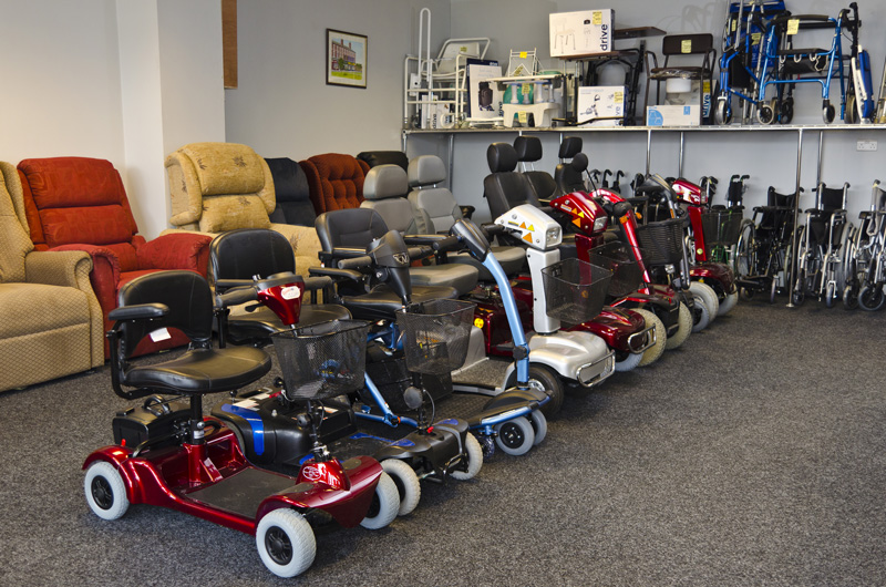 mobility scooter hire antalya